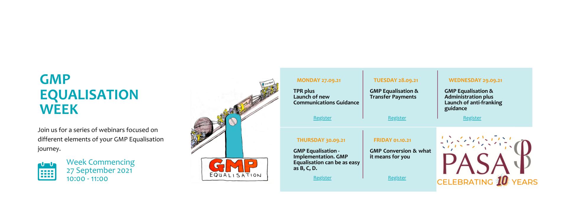 GMPE Week